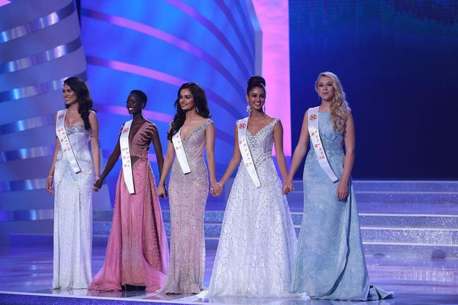 Truc tiep chung ket Miss World 2017: Do My Linh co lam nen ky tich tai Hoa hau The gioi? hinh anh 4