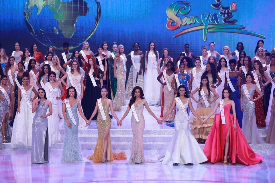 Truc tiep chung ket Miss World 2017: Do My Linh co lam nen ky tich tai Hoa hau The gioi? hinh anh 8