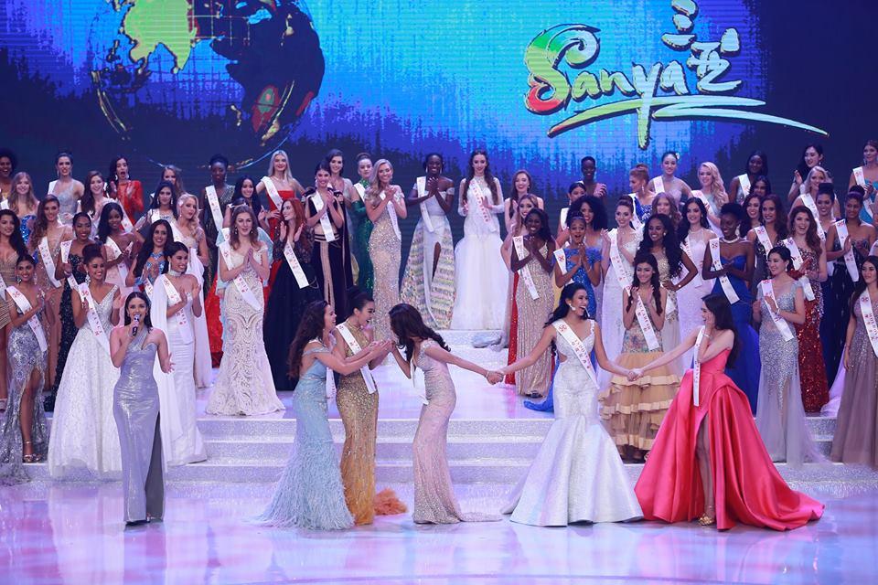 Truc tiep chung ket Miss World 2017: Do My Linh co lam nen ky tich tai Hoa hau The gioi? hinh anh 9