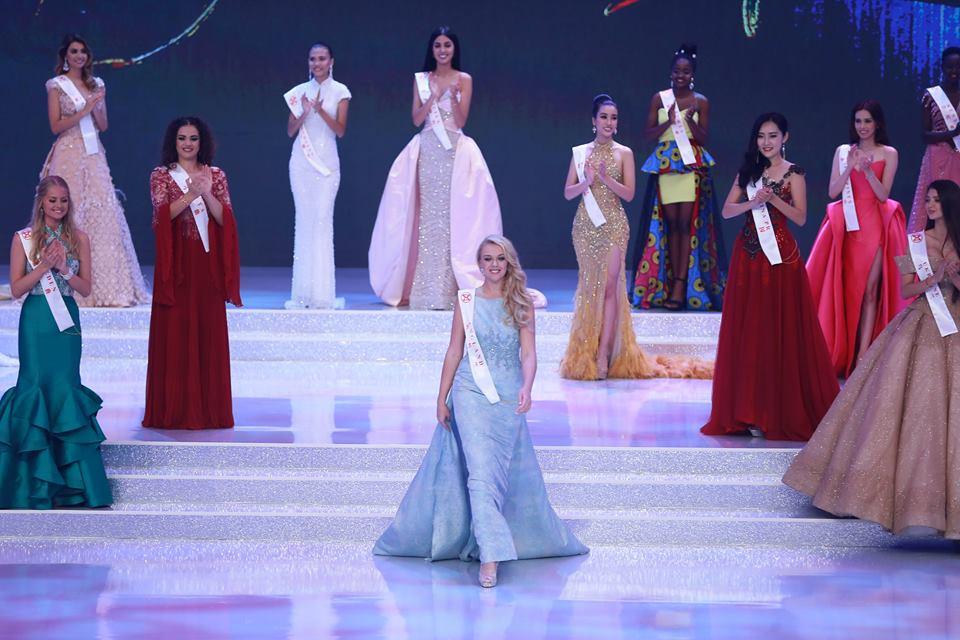 Truc tiep chung ket Miss World 2017: Do My Linh co lam nen ky tich tai Hoa hau The gioi? hinh anh 3