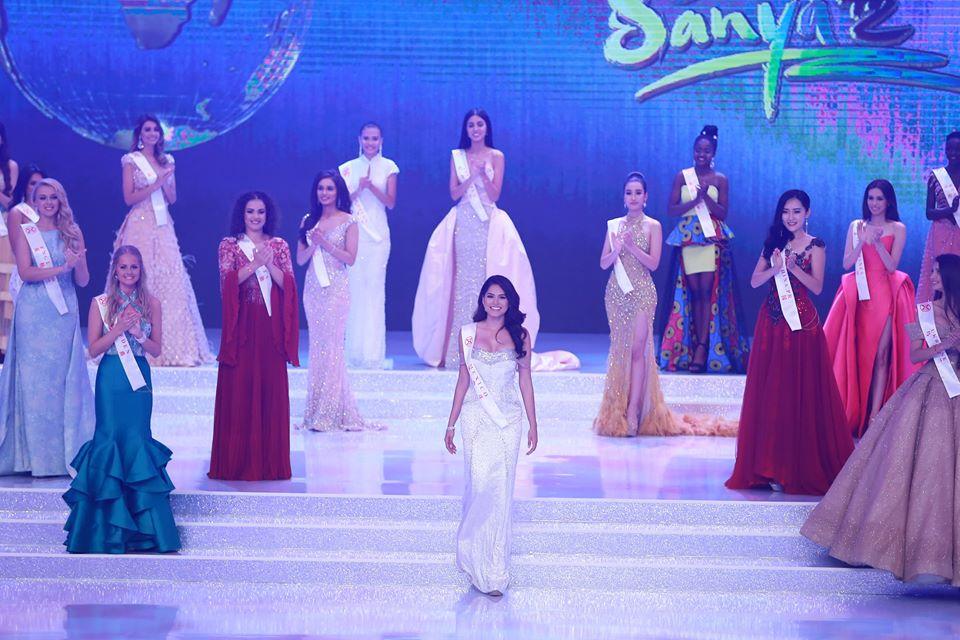 Truc tiep chung ket Miss World 2017: Do My Linh co lam nen ky tich tai Hoa hau The gioi? hinh anh 2