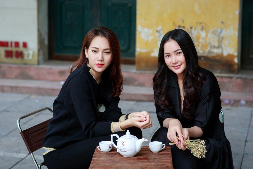 Phan Nhu Thao dua con gai ra Bac huong cai lanh ben ban than Ngoc Thach hinh anh 8