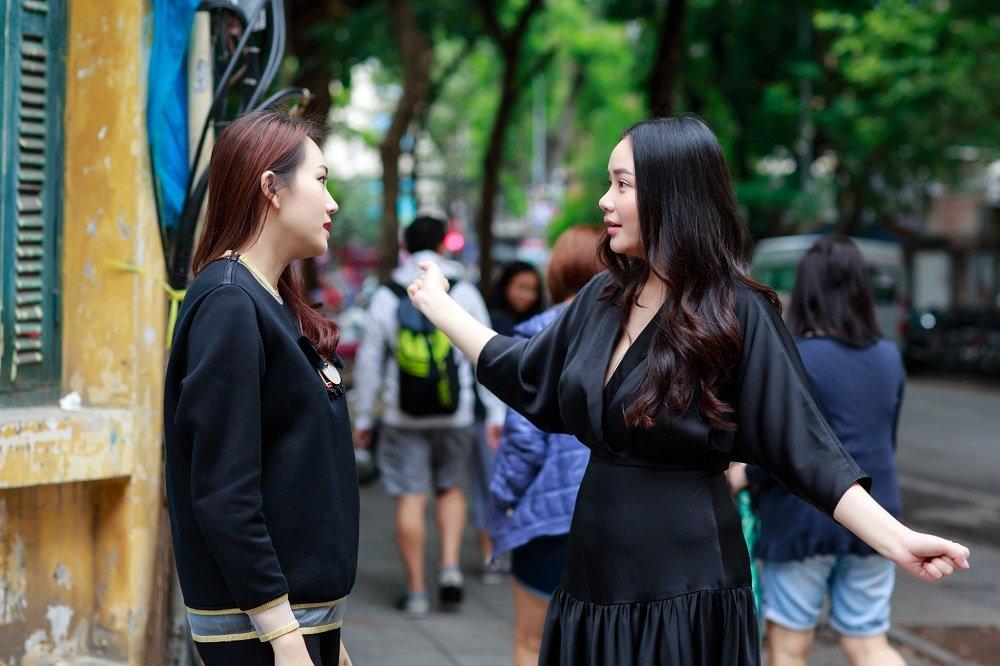 Phan Nhu Thao dua con gai ra Bac huong cai lanh ben ban than Ngoc Thach hinh anh 9
