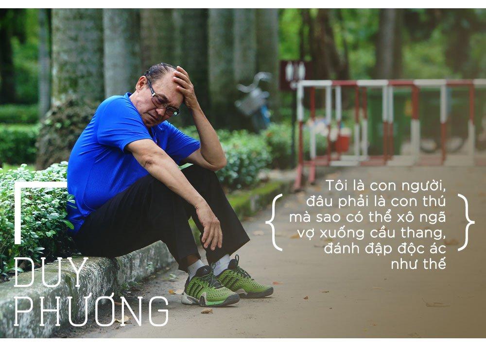 Duy Phuong khoc nuc no: 'Toi muon chet ngay khi Le Giang noi toi danh dap' hinh anh 1