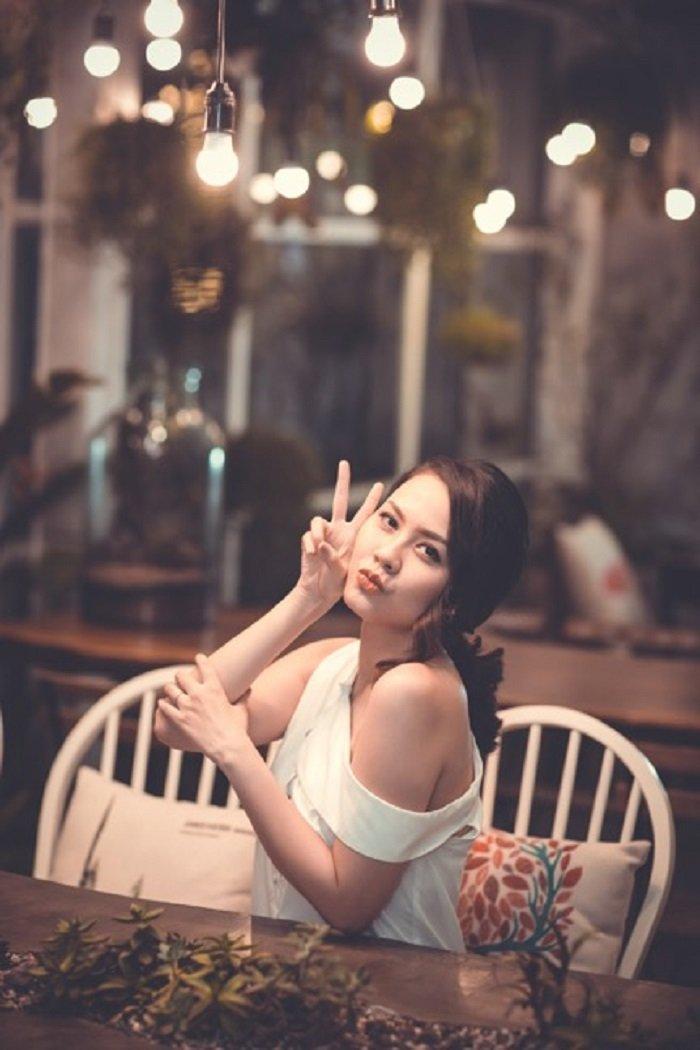 Bat ngo voi cuoc song cua Hoa hau than thien Dau Hong Phuc sau 5 nam 'o an' hinh anh 2