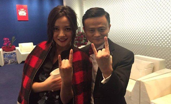 Jack Ma: 'Co ke thao tung chuyen toi va Trieu Vy' hinh anh 3