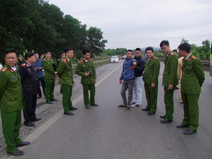 Lai xe may tong chet Trung ta CSGT: Thay doi toi danh sang 'Giet nguoi' hinh anh 1