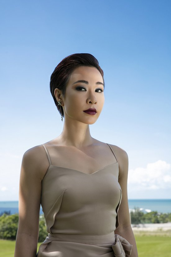 Uyen Linh: 'Dan ong phai thong minh, hoi ham ham thi toi moi thich' hinh anh 1