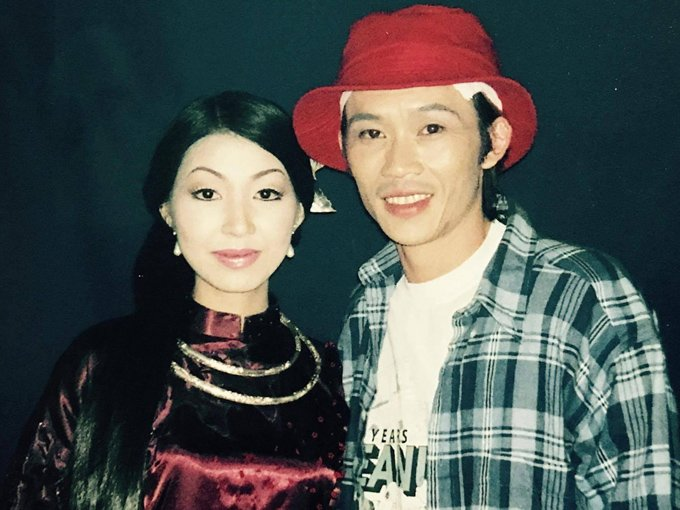 Ca si Ha My: Toi van con yeu Hoai Linh, khong biet anh co chap nhan noi lai khong hinh anh 1