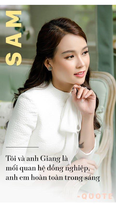 Cong khai anh tinh tu, ro tin don yeu Truong Giang: Hot girl Sam tra loi up mo hinh anh 2