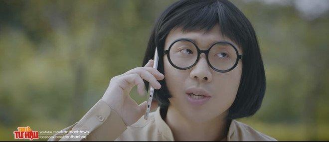 Phim hai cua Tran Thanh bi che phan cam vi quang cao lo lieu hinh anh 1