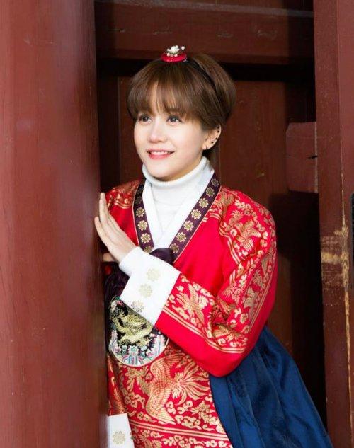 Hoa hau Thuy Dung, Pham Huong, Ky Duyen di dau trong ky nghi Tet duong lich? hinh anh 8