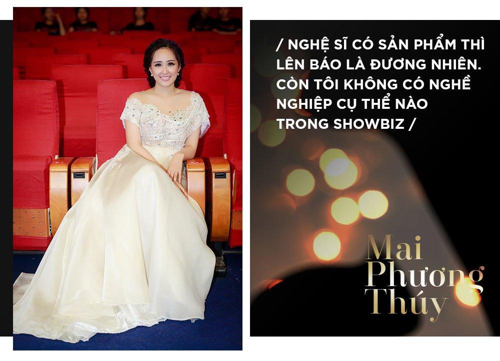 Mai Phuong Thuy: 'Nua doi la hoa hau roi, toi chi mo song binh thuong' hinh anh 2