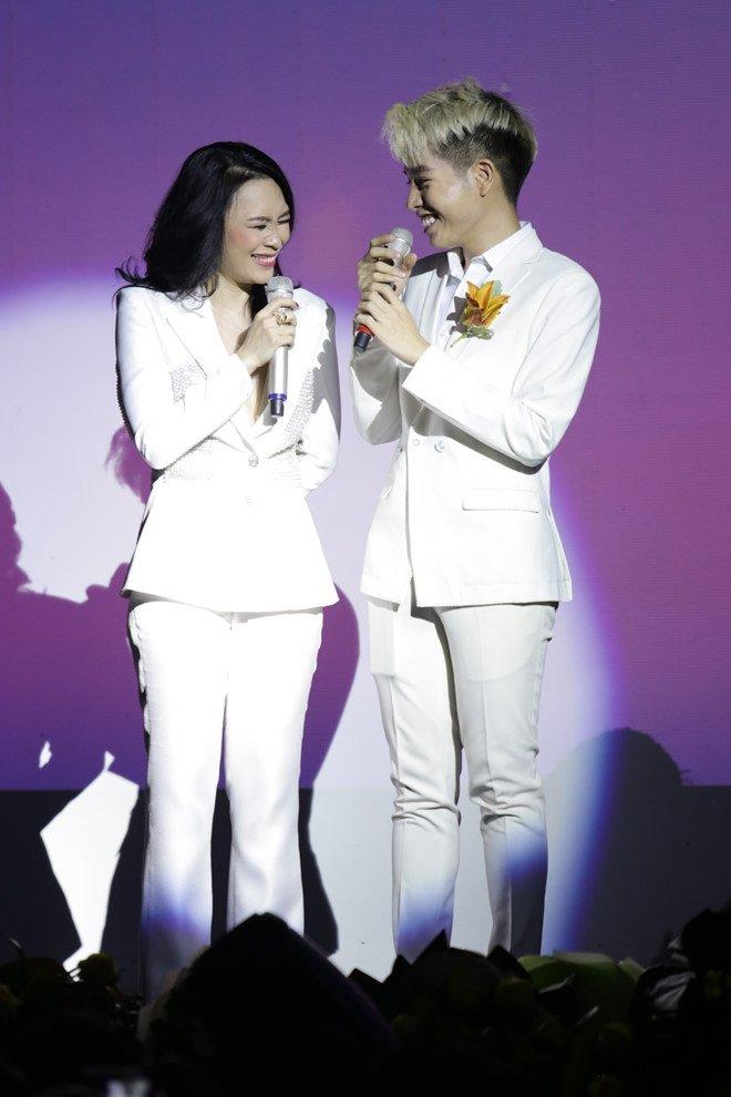 My Tam dan Duc Phuc khong duoc xung 'may - tao' voi Truong Giang hinh anh 1