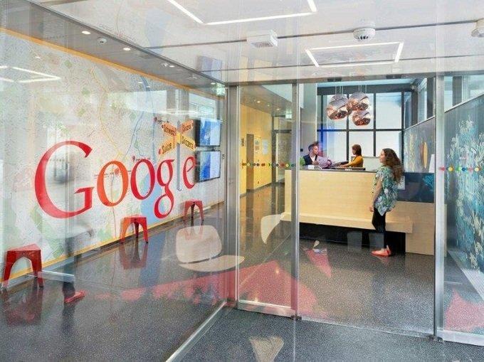 Van phong Google - noi lam viec trong mo cua sinh vien hinh anh 2