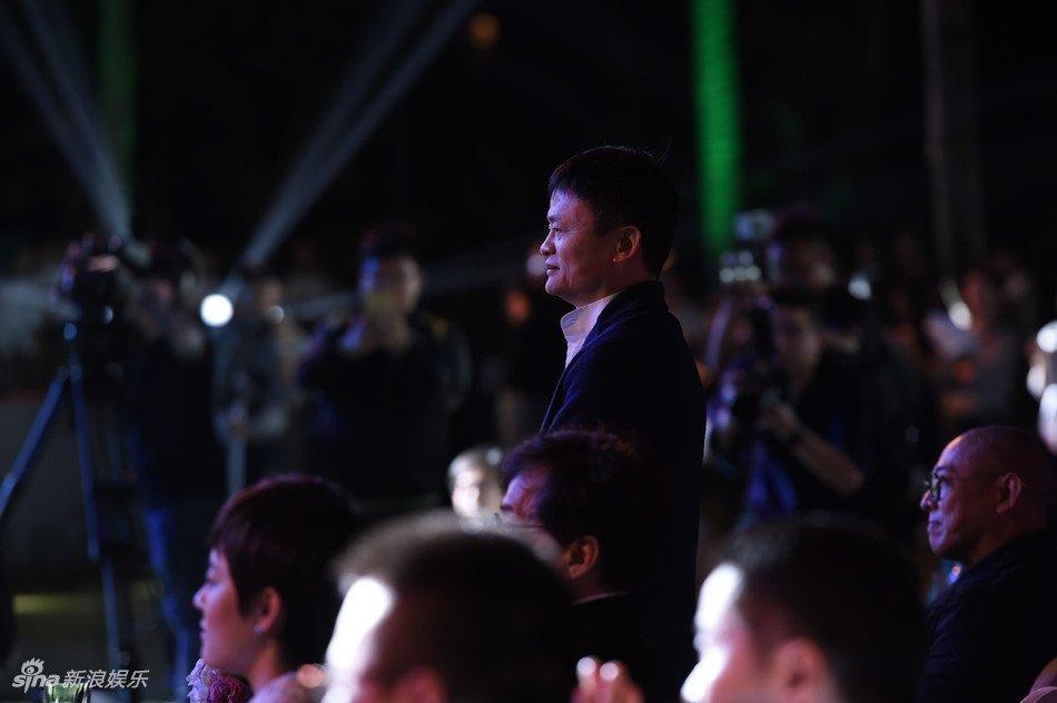 Ly Lien Kiet va Thanh Long ne nhau tai su kien cua Jack Ma hinh anh 6