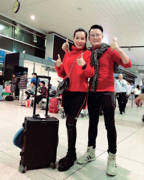 Hoang Bach, Binh Minh cung dan sao Viet sang Trung Quoc co vu tinh than U23 Viet Nam hinh anh 6