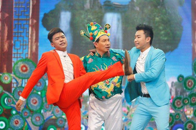 Trung Ruoi: Toi la vi co du net xau cua Xuan Bac, Quang Thang, Quoc Khanh hinh anh 4