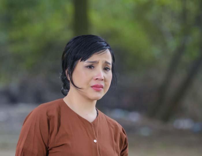 'Em be Ha Noi' Lan Huong roi nuoc mat vi ca khuc do Luong Nguyet Anh sang tac hinh anh 4