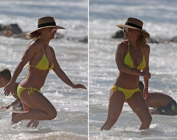 Britney Spears tam biet danh xung 'cong chua so se' hinh anh 7