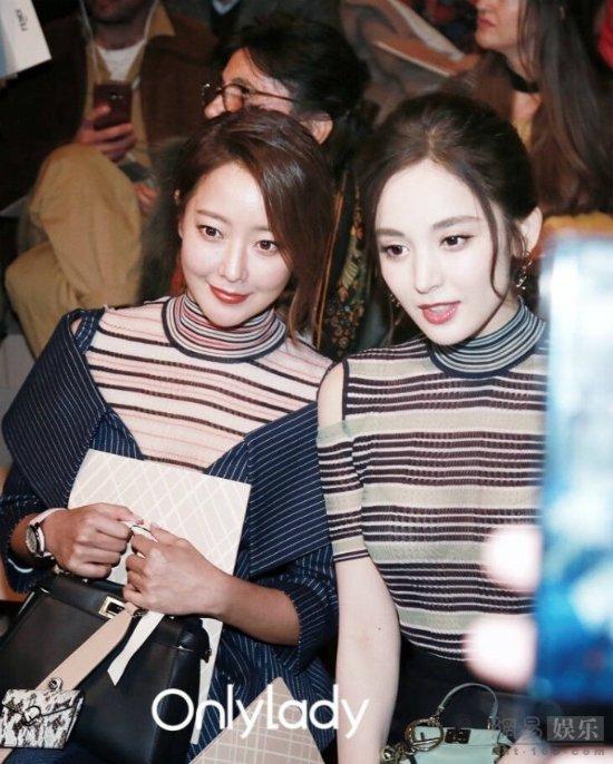 Kim Hee Sun xung danh 'truong thanh nhan sac' khi do dang voi my nhan Trung Quoc hinh anh 4