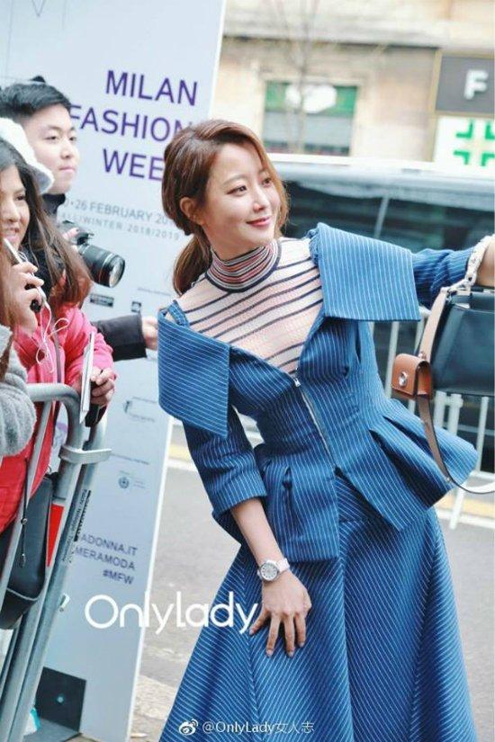 Kim Hee Sun xung danh 'truong thanh nhan sac' khi do dang voi my nhan Trung Quoc hinh anh 2