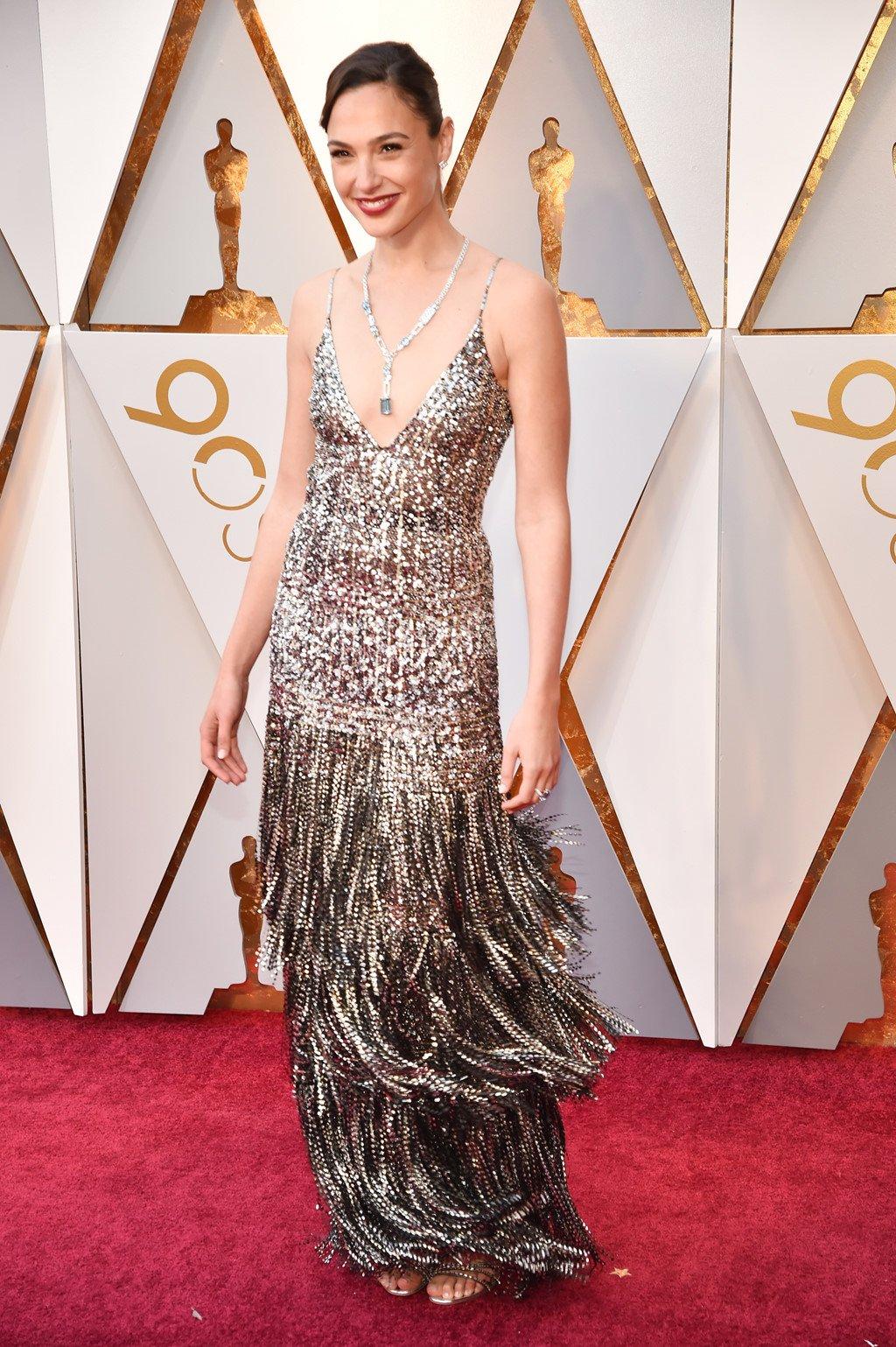 My nhan Hollywood long lay tren tham do Oscar 2018 hinh anh 12