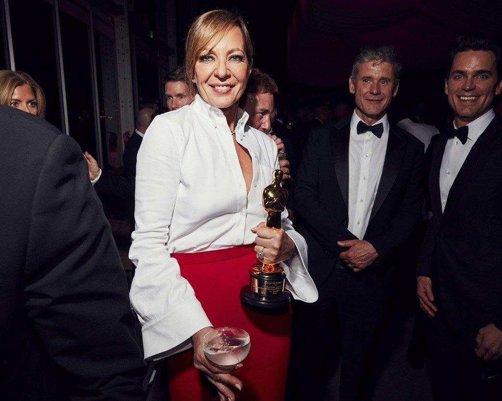 Nhung khoanh khac tuyet dep khep lai mua Oscar thu 90 hinh anh 7