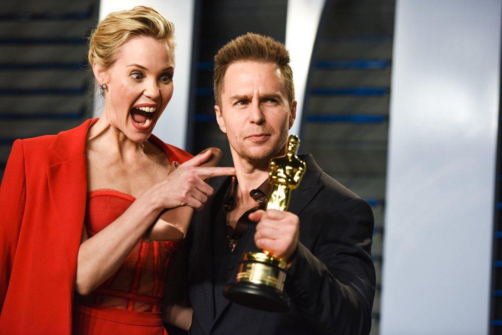 Nhung khoanh khac tuyet dep khep lai mua Oscar thu 90 hinh anh 6