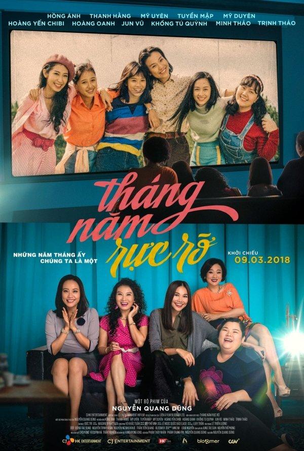 'Thang nam ruc ro': Ban la ai trong so 6 co gai Ngua Hoang? hinh anh 1