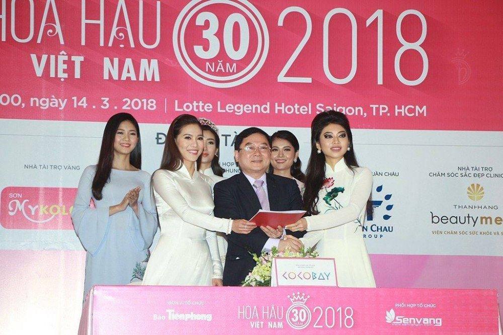 Coco Tran - Pho chu tich 9x tai nang chung tay lan toa ve dep Viet hinh anh 1