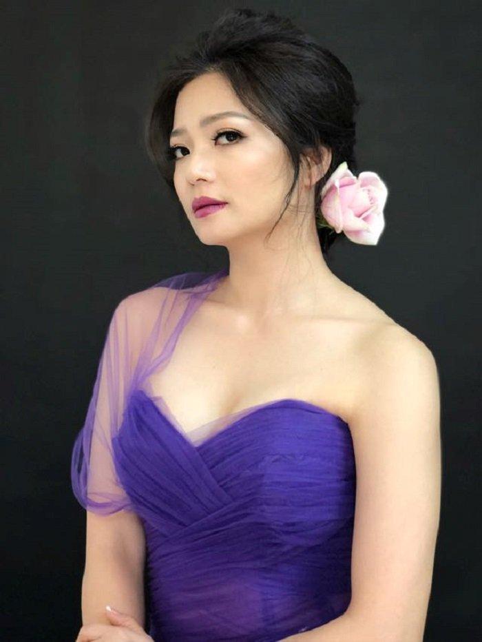 Kieu Anh 'Phia truoc la bau troi': Tung co dien vien kiem ma mi ru toi di khach hinh anh 1