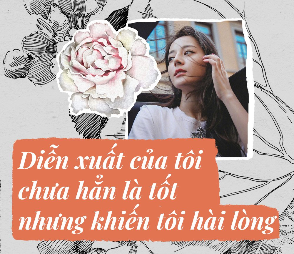 Dich Le Nhiet Ba: My nhan dan toc thieu so muon banh truong showbiz hinh anh 2
