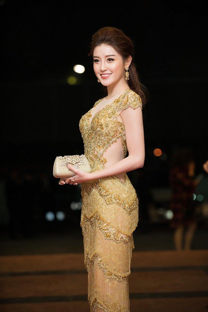 A hau Huyen My - Thanh Tu do ve xinh dep, quyen ru hinh anh 8