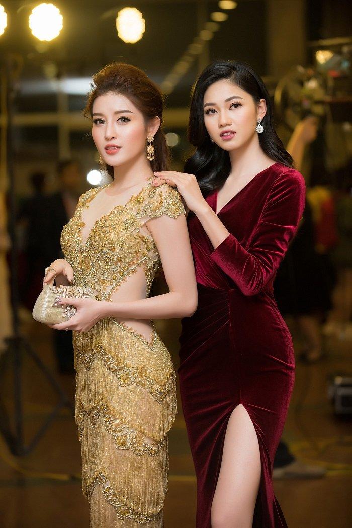 A hau Huyen My - Thanh Tu do ve xinh dep, quyen ru hinh anh 1