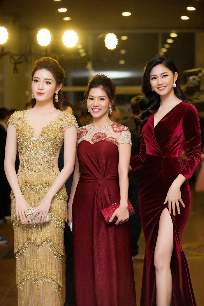 A hau Huyen My - Thanh Tu do ve xinh dep, quyen ru hinh anh 3