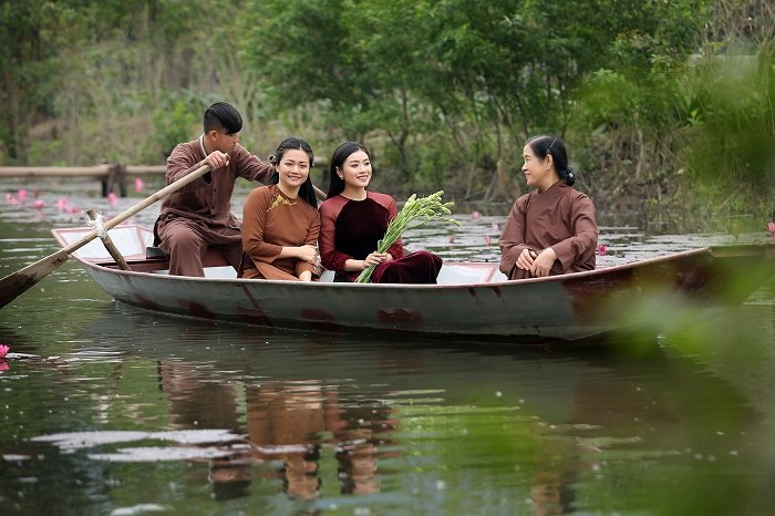 Kieu Anh 'Phia truoc la bau troi'dong MV nhac Phat chosao mai Thu Hang hinh anh 3