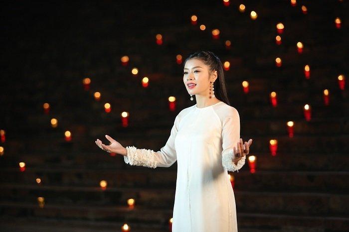Kieu Anh 'Phia truoc la bau troi'dong MV nhac Phat chosao mai Thu Hang hinh anh 1