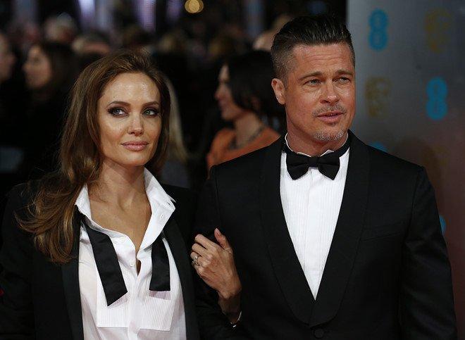 Brad Pitt va Angelina Jolie chinh thuc ly hon hinh anh 1