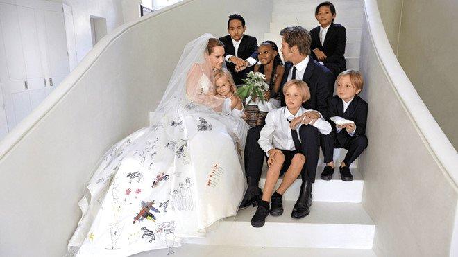 Brad Pitt va Angelina Jolie chinh thuc ly hon hinh anh 3