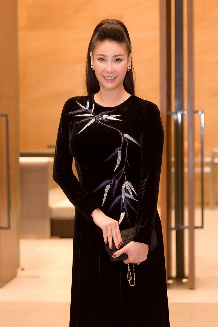 Ha Kieu Anh: 'Toi khong lam nguoi thu 3 vi met moi voi su tranh gianh' hinh anh 2
