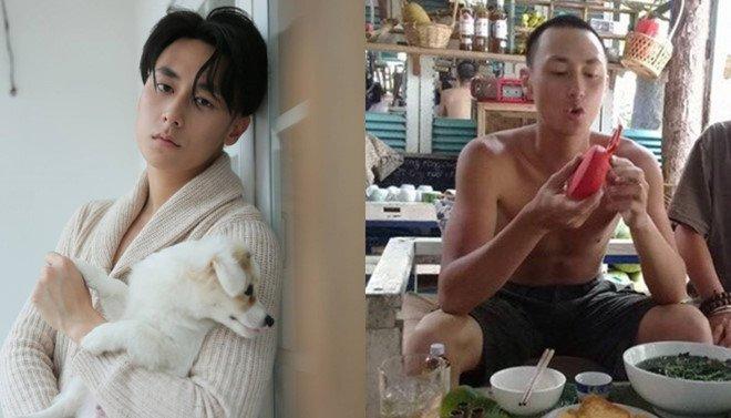 Rocker Nguyen gay go ngoi hat 'Diem xua' tai quan ca phe o Con Dao hinh anh 3