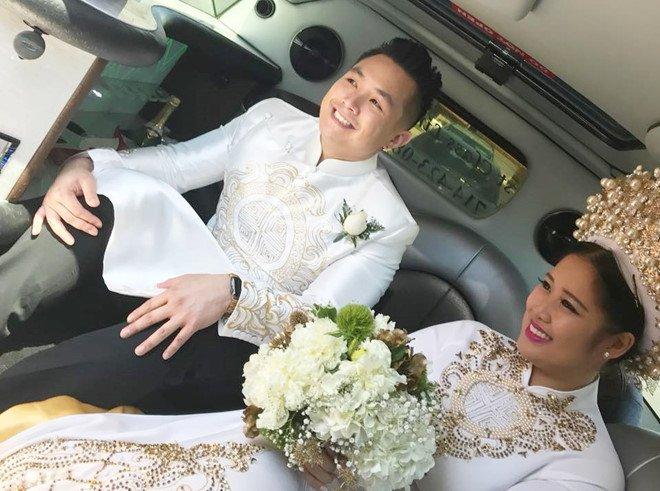 Nghe si Viet du le cuoi con gai NSND Hong Van o My hinh anh 4