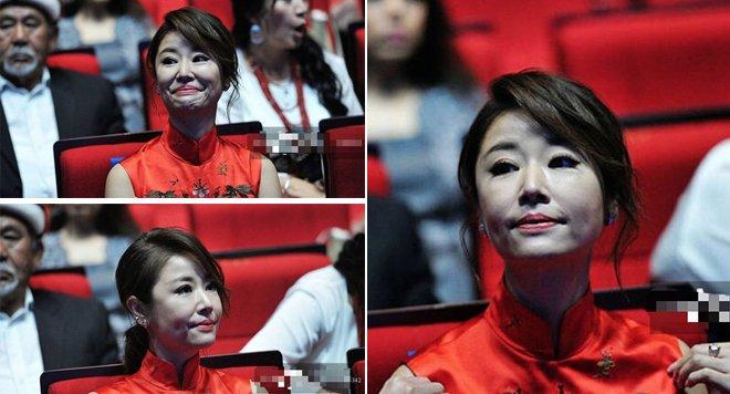 Lam Tam Nhu len tieng khi bi che 'dong ma khong can hoa trang' hinh anh 2