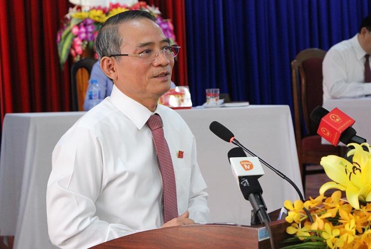 Bi thu Truong Quang Nghia thong tin tinh trang tu tap gay roi o Da Nang hinh anh 2