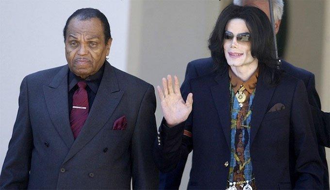 Bo Michael Jackson bi ung thu giai doan cuoi hinh anh 2