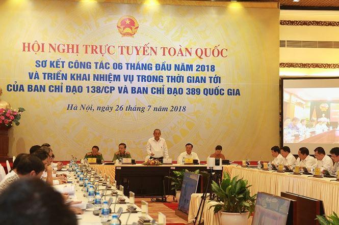 Bo truong To Lam: Hang hoa gia, hoc hanh gia lam dan mat long tin hinh anh 1