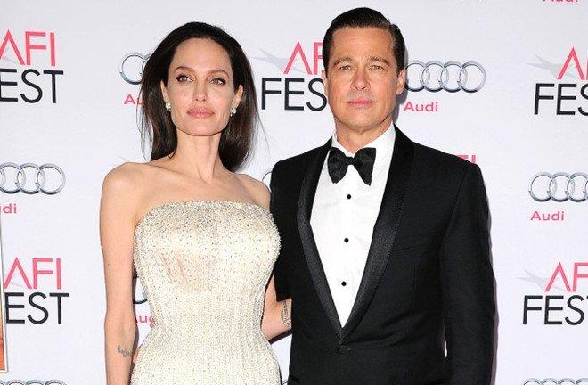 Angelina Jolie noi gian vi Brad Pitt dan gianh duoc quyen nuoi con hinh anh 1