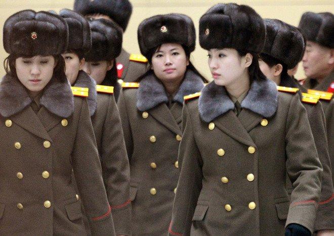Nhan sac xinh dep cua nu ca si thap tung ong Kim Jong-un den Ha Noi hinh anh 11