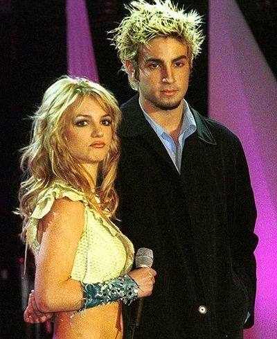 Nguoi to cao Michael Jackson xam hai la tinh cu Britney Spears hinh anh 1